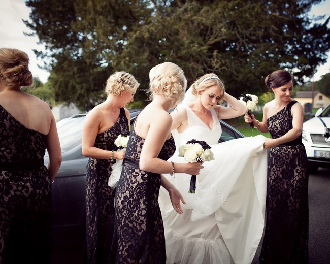 Weddingsonline Real Weddings: Real Wedding At Clonabreany House By Michelle Prunty